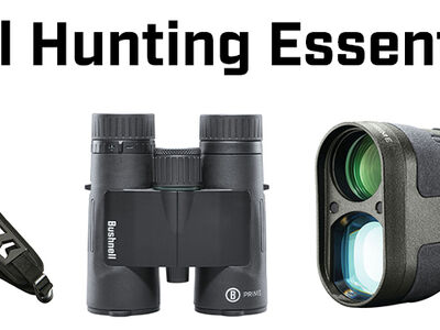 Essential Fall Hunting Gear List: 5 Items Every Hunter Needs