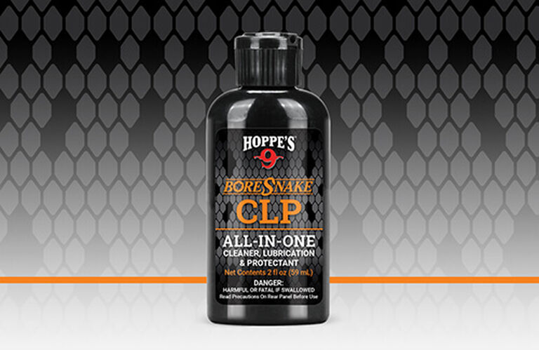 Hoppe's CLP line of products
