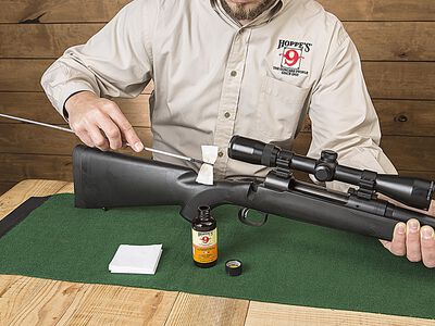 5 Steps to Proper Gun Cleaning for Rifles