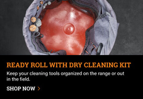 Ready Roll Cleaning Kit rolled inside bucket
