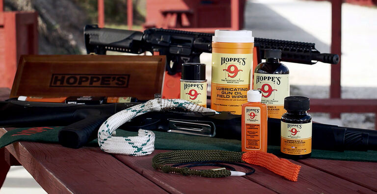 Hoppe's Gun Care Guide