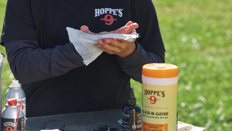 Hoppe's Lead-B-Gone Wipes