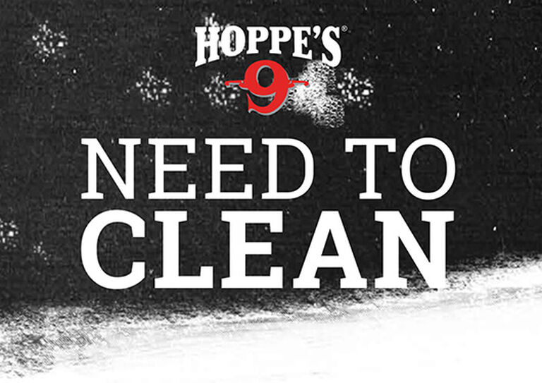 Hoppe's Need to Clean