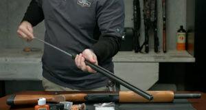 How to Deep Clean a Shotgun