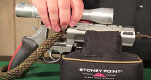 How to Clean a Revolver with a BoreSnake