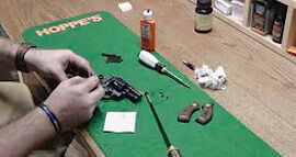 How To Clean a Smith & Wesson Model 36