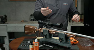 How to Deep Clean a Rifle