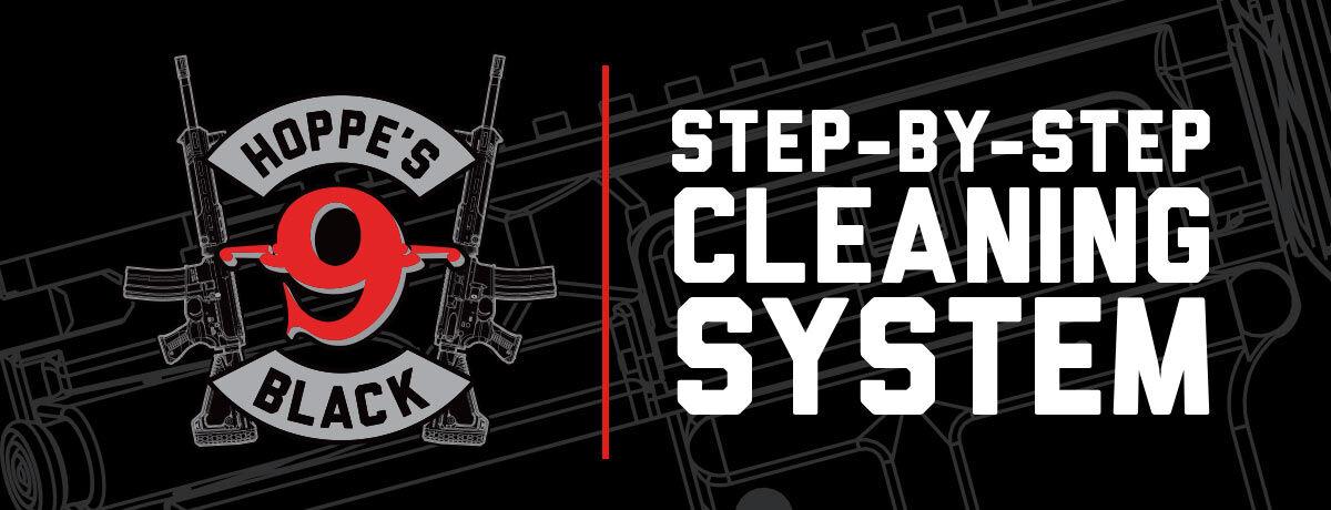 Hoppe's Black Gun Cleaning System