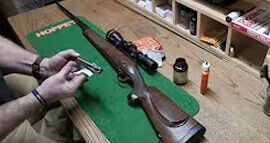 How To Clean a Winchester Model 70