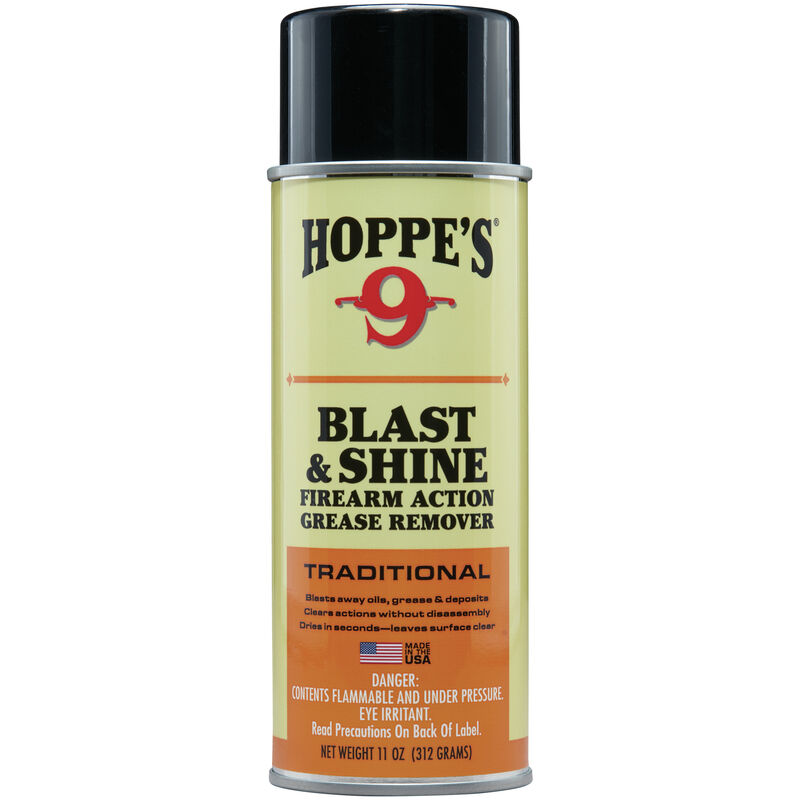 Blast & Shine