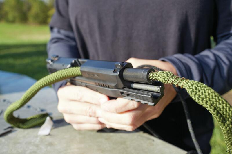 .44, .45 Boresnake Den Pistol