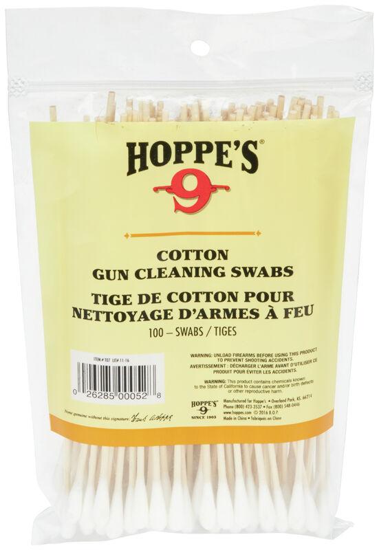 Gun Cleaning Swabs