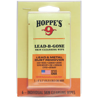 Lead B Gone 6 Wipes