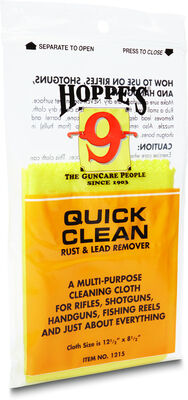 Quick Clean Rust & Lead Remover Cloth