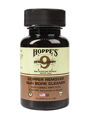 Bench Rest 9 Copper Gun Bore Cleaner