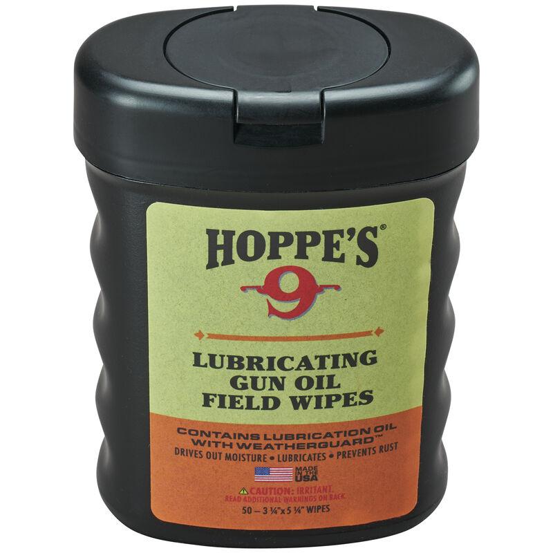 Lubricating Gun Oil Field Wipes