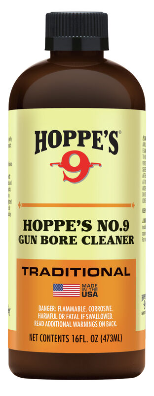 No. 9 Gun Bore Cleaner