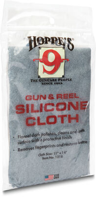 Silicone Gun & Reel Cloth