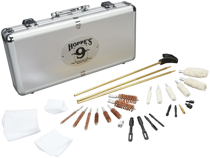 Deluxe Gun Cleaning Accessory Kit