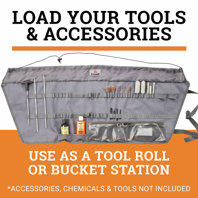 Ready Roll Kit, No Cleaning Tools