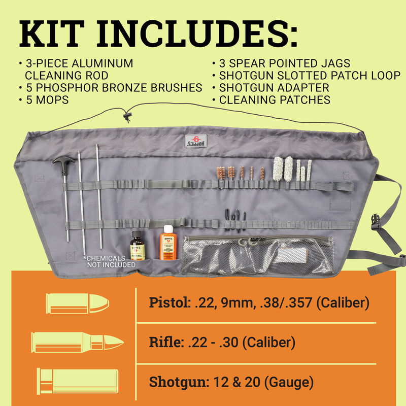 Ready Roll Kit with Dry Universal Cleaning Kit